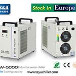 S&A industrial water chiller CW-5000 man