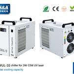 S&A air cooled water chiller CWUL-10
