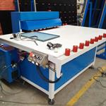 Single Side Heated Roller Press Table