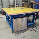 Warm Edge Spacer Air Float Apply Table