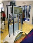 荆州控中空百叶玻璃生产百叶帘片机  中空百叶高速打片穿线设备