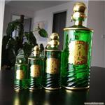 台安县桑林镇玻璃瓶500ml-京-鞍山磨砂酒瓶750ml厂