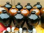 乐昌北乡磨砂酒瓶600ml-甘-柳巷街道酒坛2000ml太原