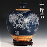 浮山县张庄乡玻璃瓶250ml厂-沪-临汾市酒坛2500ml厂