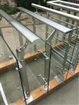 广州钢化玻璃扶手