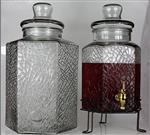 隰县城南乡玻璃瓶700ml厂-沪-临汾市储物罐500ml厂
