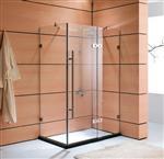 广州平开门淋浴房玻璃
