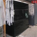 定制黑镜beplay官方授权 黑色镜子装饰背景墙  精磨边 雕刻 工艺齐全