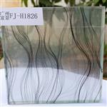 广州夹丝玻璃隔断供应富景玻璃有限公司