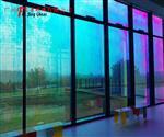 幻彩玻璃广州富景玻璃生产厂家隔断 淋浴房