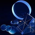加工石英片透明磨砂石英玻璃 光学高透光石英圆片石英制品定制