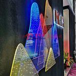 广州富景玻璃有限公司LED发光玻璃光电玻璃厂家供应
