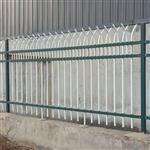 锌钢双弯护栏 北京护栏网 框架护栏网