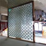 廣州卓越特種玻璃實心玻璃磚