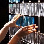 藝術裝飾水晶熔模熱熔玻璃