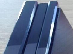 纯黑浮法玻璃原片