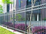 锌钢护栏 厂区围墙护栏 小区围墙护栏 围墙护栏 铁艺围墙护栏