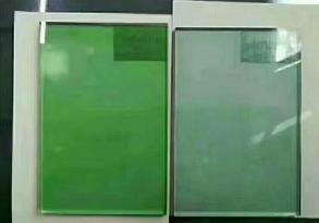 自然绿浮法玻璃 翡翠绿玻璃