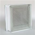 透明空心隔熱玻璃磚