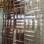 廣州卓越特玻橫豎紋格藝術裝飾熱熔玻璃