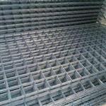 北京建筑工地地面施工焊接钢筋网片 1*2米