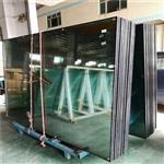 定制加工建筑用 超大尺寸 透明双层钢化中空玻璃 隔音隔热