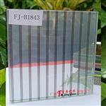 广州富景玻璃有限公夹丝玻璃规格夹丝玻璃优点