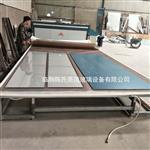 北京单层双层EVA夹胶玻璃设备 夹胶炉