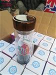 真空玻璃杯不锈钢保温杯生产厂家可广告定制印字
