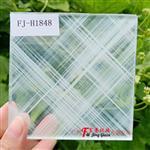广州富景玻璃有限公司夹丝玻璃隔断厂家供应