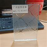 防滑夹胶玻璃特点防滑夹胶玻璃厚度
