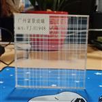 广州富景玻璃有限公司夹丝玻璃背景墙幕墙供应