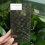 广州富景玻璃供应金属网夹丝玻璃夹丝玻璃隔断特点