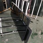 5白玻+12A+5蓝星灰镀膜  双钢化 隔音隔热 中空玻璃