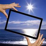 防眩光蚀刻AG玻璃 高透减反射玻璃 磨砂防爆玻璃 高清钢化玻璃