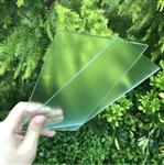 ag玻璃 _ag玻璃原片_旭鹏定制多种雾度AG玻璃 蚀刻AG玻璃现成加工调试 AG玻璃工厂