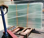 钢化玻璃厂定做机箱/一体机防眩光玻璃面板 电视机弧形曲面玻璃