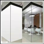 調光玻璃浴室玻璃 廠家直銷可加工定制