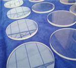 厂家直销 石英砂加工定制 石英片 透明 磨砂 石英玻璃