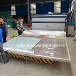 吳江干法玻璃夾膠爐 工藝夾膠玻璃設備