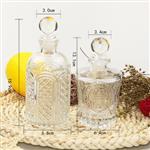 5ml~50ml玻璃散酒瓶/带玻璃塞