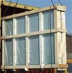 玻璃木架 玻璃木箱 玻璃包装箱