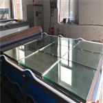 玻璃夾膠爐夾膠設備裝爐流程