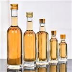 不限规格透明玻璃酒瓶