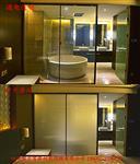 调光玻璃、雾化玻璃、夹丝玻璃、钢化玻璃、特种玻璃等