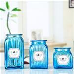 批发新款欧式30厘米折纸花瓶简易水培渐变色工艺品花瓶
