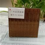 广州富景玻璃专业定制特殊夹丝玻璃酒店玻璃隔断背景墙