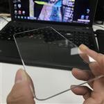 健鸿专业减薄二强加工 手机玻璃前盖减薄工艺