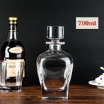 700毫升玻璃酒瓶配套瓶盖