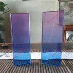 渐变玻璃哪家好广州富景玻璃厂家供应